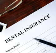 An insurance form for Delta Dental Premier in Salem.