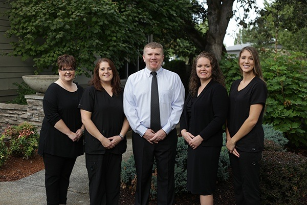 The Cochell Family Dentistry team